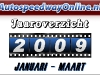 Jaaroverzicht 2009 januari-maart